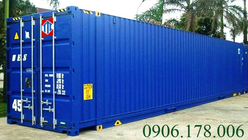 Bán container 40 feet cũ