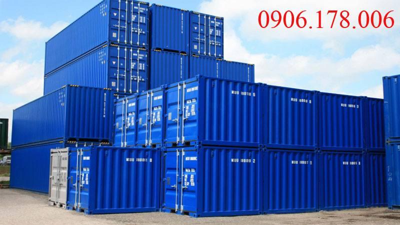 Bán container cũ tại thái bình