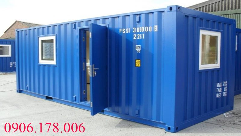 Bán container giá rẻ tại quảng ninh