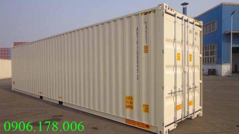 Bán container kho tại hải phòng