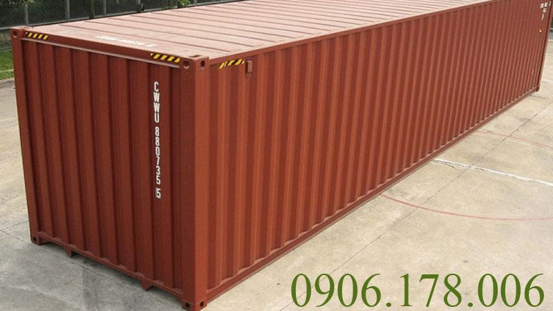 bán container kho