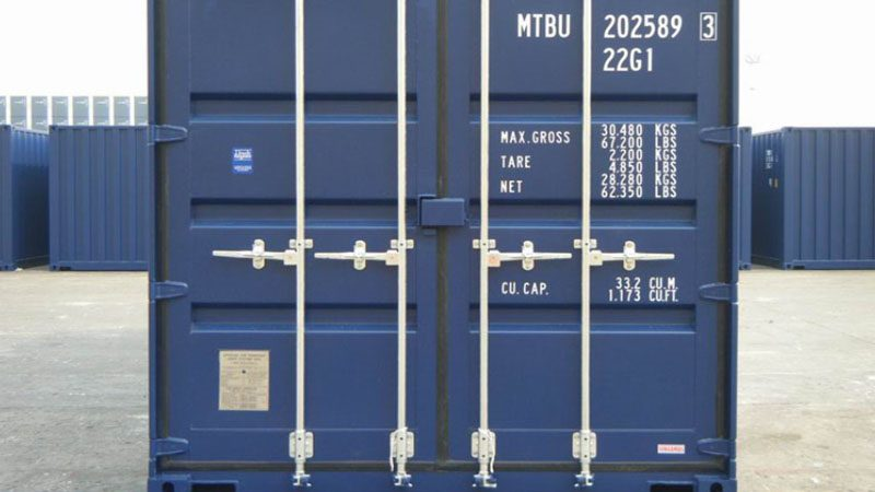 container kho 20 fet