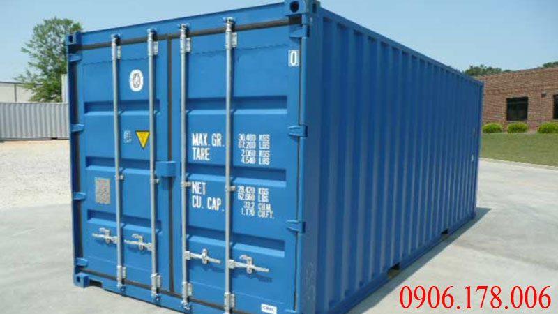 container kho giá bao nhiêu