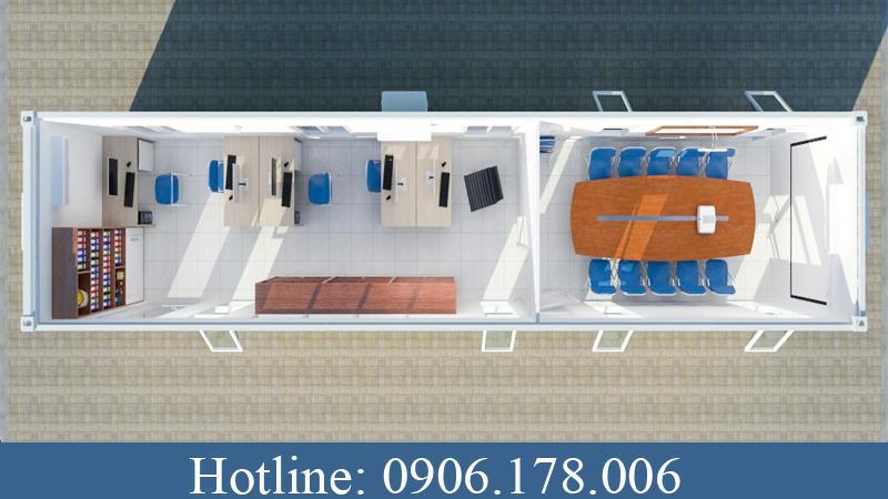 Container văn phòng hưng đại việt