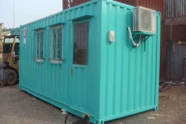 giá container văn phòng 20 feet