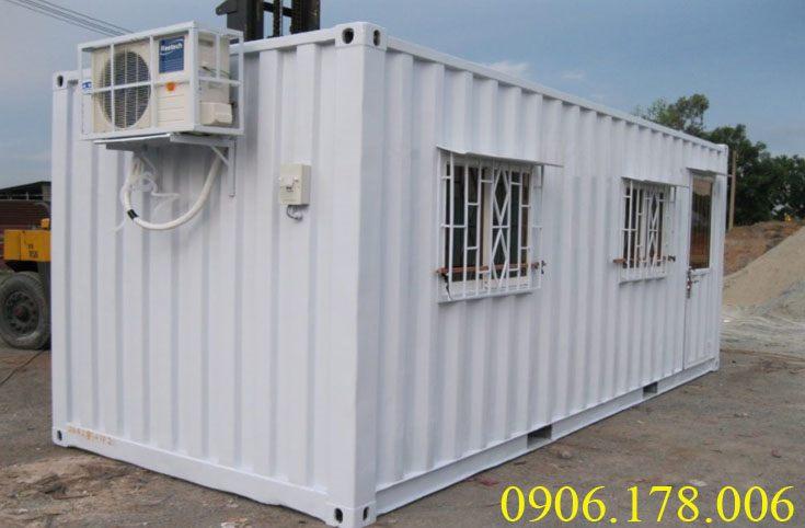 Gía container văn phòng