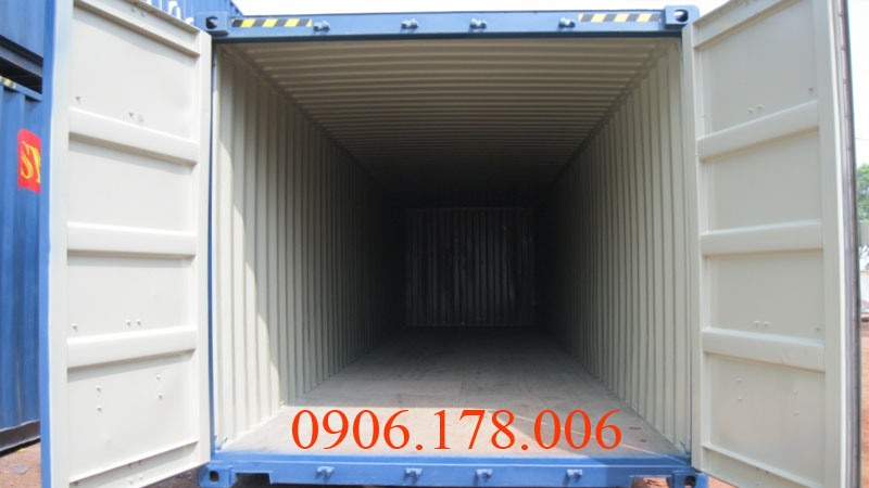 thanh lý container cũ