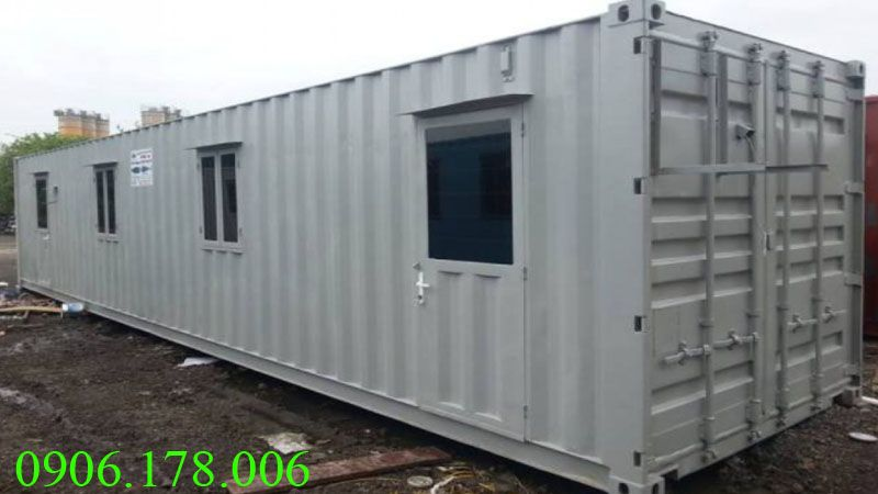 Bán container văn phòng tại thanh hóa
