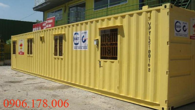 Gía bán container 40 feet