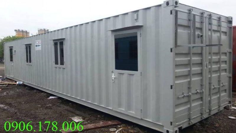 Mua container văn phòng giá rẻ