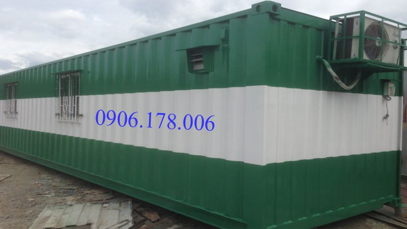 mua container văn phòng ở quảng ninh