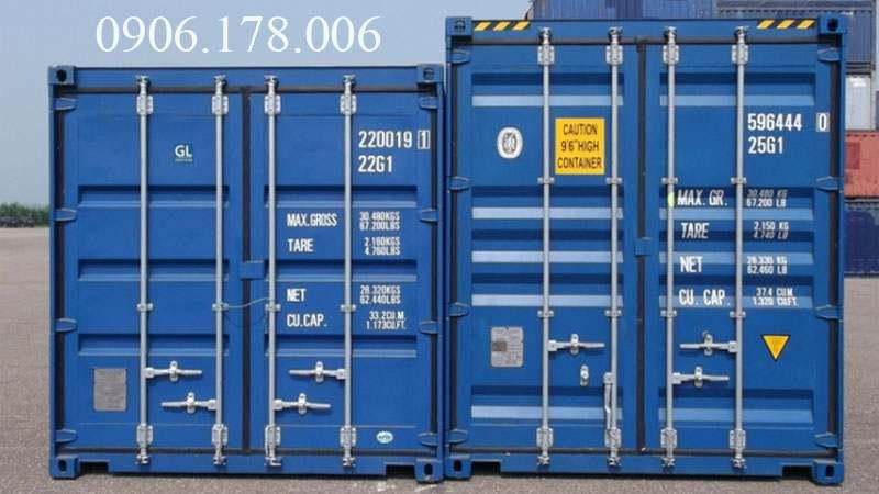 Cần mua container cũ tại hà nội
