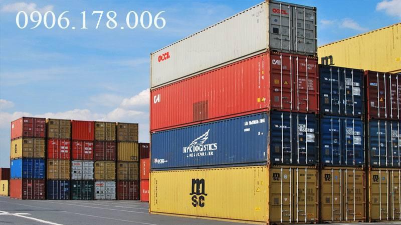Cần mua container cũ tại Quảng Ninh