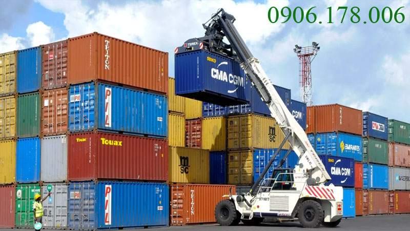 Cần mua container cũ tại thái bình