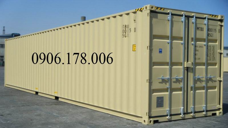 Cần mua container thanh lý