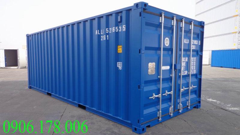 Mua bán container cũ tại hà nội