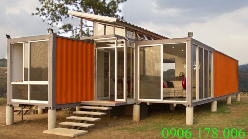 Nhà bằng container