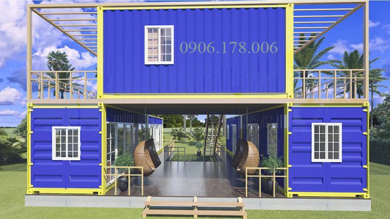 Nhà container hà nội
