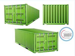 cho thuê container tại thái bình