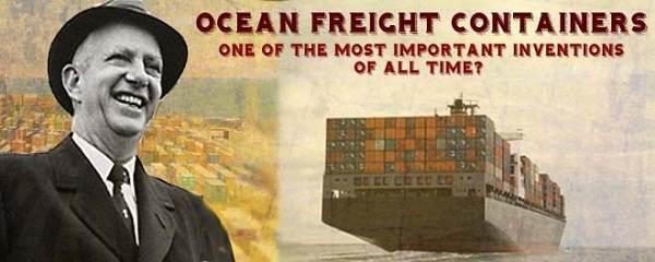 lịch sử ra đời thùng container