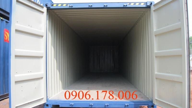 nhà sản xuất trung quốc yếu thế hơn về chất lượng và sản phẩm container 20 feet cũ