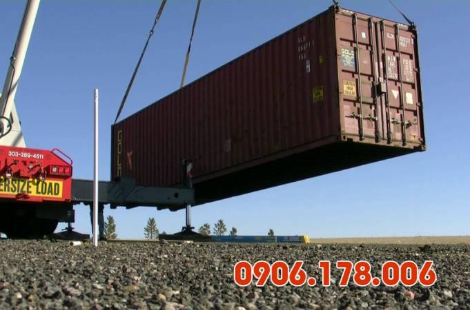 Mua container cũ giá rẻ ở đâu?