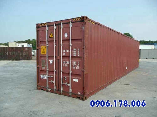 giá container 20 feet