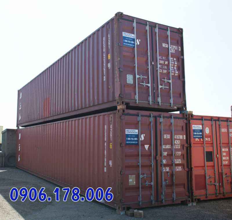 giá container