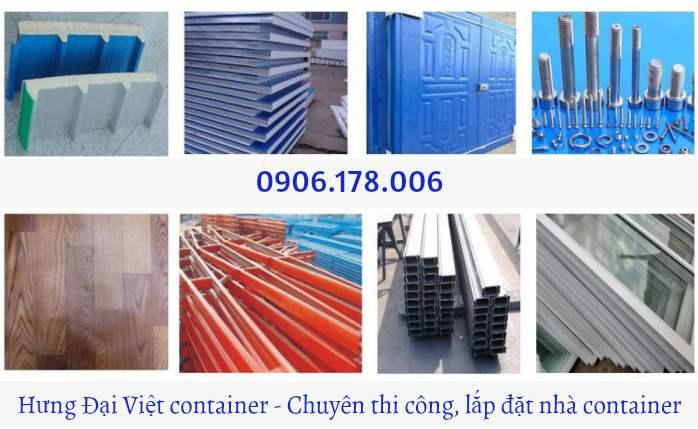 Giá nhà container bao nhiêu?