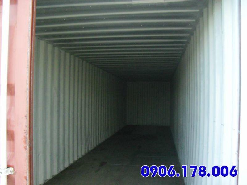 thanh lý container giá cả hợp lý