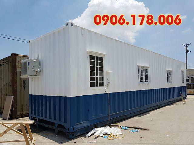 thuê container văn phòng