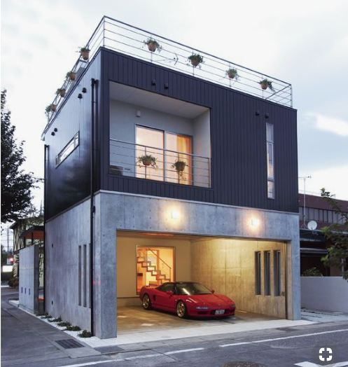 thiết kế nhà container giá rẻ tiện nghi siêu đẹp