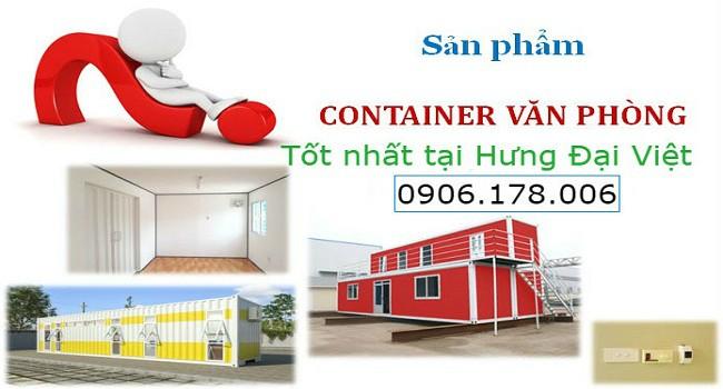 Container Hưng Đại Việt