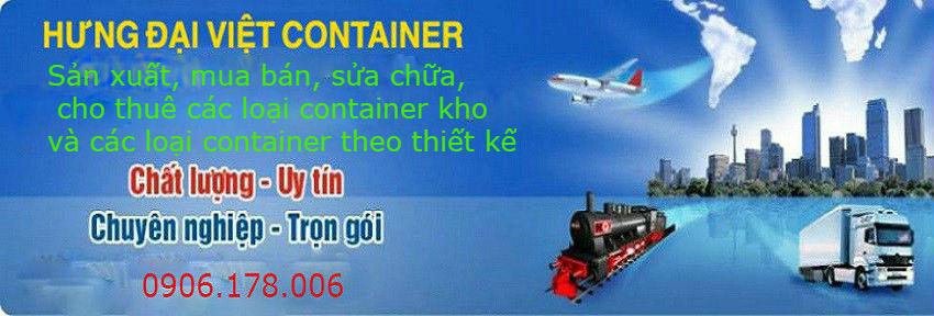 Hưng Đại Việt container