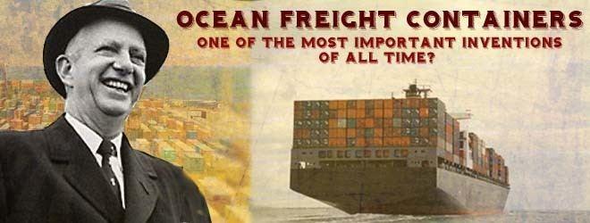 ai phát minh ra thùng container