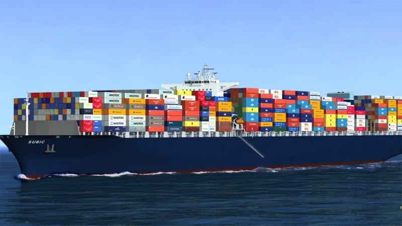 Hình ảnh vỏ container